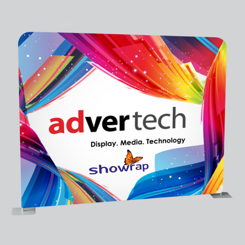 straight-fabric-wall | AdverTech Digital Advertising & Media Displays