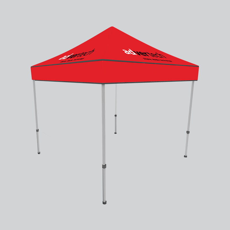 Gazebo Tent | AdverTech Digital Advertising & Media Displays