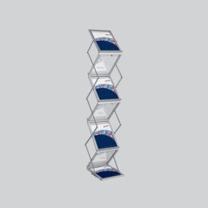Brochure-Stand   AdverTech Digital Advertising & Media Displays